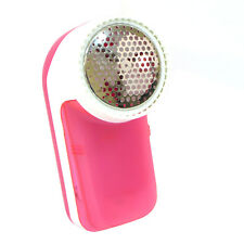 Levapelucchi leva togli rimuovi tira pelucchio pelucchi lanugine elettrico rosa
