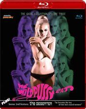 THE WILD PUSSYCAT/DESERTER Mondo Macabro RED CASE Blu-Ray CULT Erotic OOP Giallo