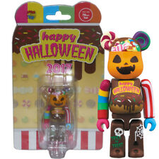 Medicom Be@rbrick Bearbrick 2017 Halloween 100% Candy & Suites Design Figure
