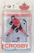 Mcfarlane Sidney Crosby Team Canada Vancouver 2010 Winter Olympics Figurine NIB
