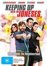 Keeping Up With The Joneses : NEW DVD