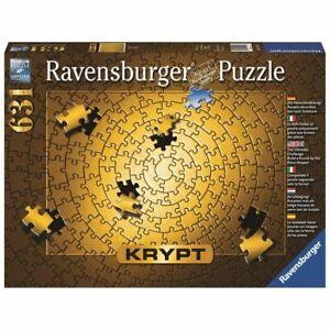 Ravensburger Puzzle 631 Piece Krypt Gold Spiral