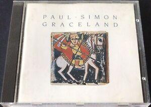 Graceland - Paul Simon - CD - Free Post