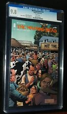 THE WALKING DEAD #142 2015 Image Comics CGC 9.8 NM-MT White Pages