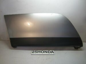 2000-2006 Honda Insight Passenger Rear Wheel Fender Skirt Cover OEM Silver ZE1
