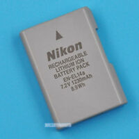 Genuine Original Nikon EN-EL14a Battery for Nikon D3300 D3400 D5300 D5500 D5600