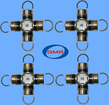 4 X Driveshaft and/or Wheel Universal Joint Front/Center/Rear Greasable