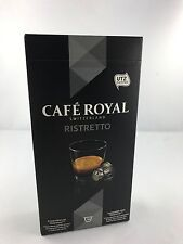 10 Cafe Royal Kapseln für Nespresso Classic Ristretto 16 Sorten 5,78€/100gr.