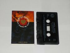 Simple Minds Let There Be Love/Good Night. Cassette Single 1991. In Card Sleeve.
