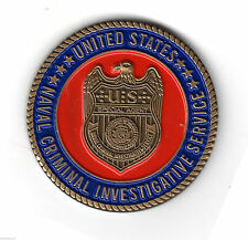 US NAVAL CRIMINAL INVESTIGATION SERVICE Middle East Challenge Coin NCIS new