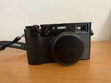 Fujifilm X100V 26.1MP Compact Camera - Black (Very good condition; barely used)
