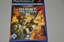 Playstation 2 Spiel - Ghost Recon 2 - Tom Clancy - komplett Deutsch PS2 OVP