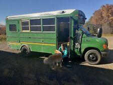 ford e450 bus 7.3 diesel