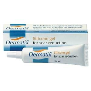 DERMATIX SILICONE GEL FOR SCAR REDUCTION 15g EXP.DATE ONE YEAR OR BETTER