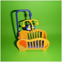 Playmobil - Kinderbett Baby-Bett mit Mobile aus Babyzimmer 3207