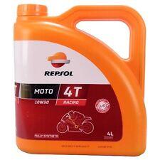 Repsol Moto Racing 4T 10W-50 4 LITRI