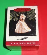 "Hallmark Keepsake ""Holiday Barbie"" 1994 Collector's Ornament ~2nd in Series"