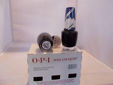 2 Full Size Bottles Opi Nail Laquer Indigo Motif Nlp25 Low Price New