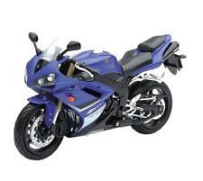 1/12 New Ray 2008 Yamaha YZF-R1 Bike Motorcycle Blue 43103