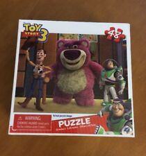 Disney Toy Story 3 48 Piece Puzzle: Woody, Buzz, Lotso