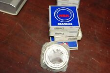 Nsk 6008Vvc3, Bearings, Lot Of 4, New