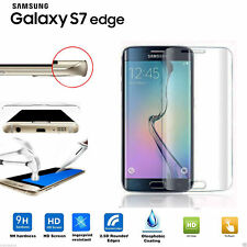 For Samsung Galaxy S7 edge Tempered Glass LCD Screen Protector Clear