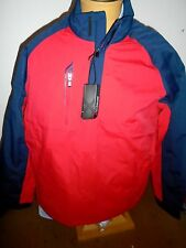 Bobby Jones X-H2O Double Eagle Quarter Zip Pullover Windbreaker NWT Medium $225