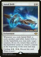 Magic Gathering MTG ASTRAL DRIFT M/NM MODERN HORIZONS PRERELEASE FOIL PROMO