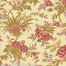 MODA Fabric ~ ATELIER ~ by 3 Sister's (44052 11) Linen - by 1/2 yard