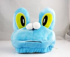 Pokemon Froakie Figure Soft Plush Hat Cosplay Costumes Cap Xmas Gift