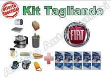 KIT TAGLIANDO  FIAT BRAVO 1.9 MTJ 120/150cv 2007 -->* OLIO ERG ONE 5W40 + FILTRI