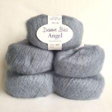 Mohair Crocheting & Knitting Yarns Silk Angel