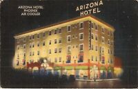 Phoenix, ARIZONA - Arizona Hotel - ADVERTISING - 1944