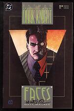 Batman: Legends of the Dark Knight (1989) #28 1st prt Signed by Matt Wagner NM-