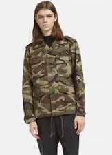 Saint Laurent Love Camo Jacket / Parka, size Medium - BNWT, RRP £1300