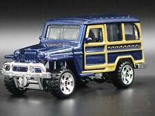 1962 62 Jeep Willys Wagon Rare 164 Scale Collectible Diorama Diecast Model Car