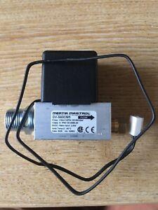 Mertik Maxitrol GV-S60C8/5 Latching Solenoid & Cable