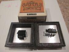 SHURE V15 TYPE II CARTRIDGE & GENUINE SHURE VN15E STYLUS IN CASE PLUS BOX