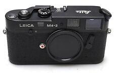 Leica m4-2 Black/noir-EnterpriseServices