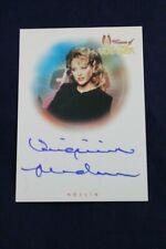 Star Trek Women of Voyager Virginia Madsen Kellin Autograph Card #A5 2001