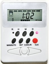 Timer controller for electric curtain dapery track kit