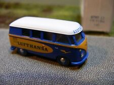1/87 Wiking VW T1 Bus Lufthansa 0797 12