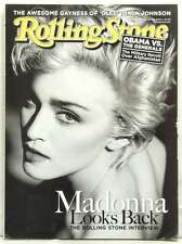 ROLLING STONE MAGAZINE ISSUE 1090 MADONNA GLEE JACK JOHNSON OCTOBER 29 2009 RARE