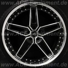 original Schnitzer Typ VIII BMW 7er F01 5er GT F07 22zoll Alufelgen Sommerreifen