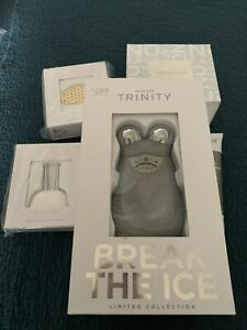 NuFace Break the Ice Trinity® Facial Toning Device Set New