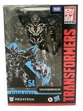 Transformers Studio Series #54 Megatron Voyager Figure New Transformers Movie