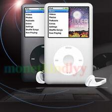 Apple iPod Classic 7th Generation 80GB 120GB 160GB Condition New