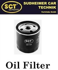 SCT Germany Oil Filter Vauxhall/Opel/Chevrolet/Daewoo