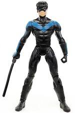 "DC Comics Batman NIGHTWING 6"" Action Figure select sculpt Mattel 2003"