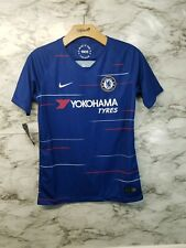 Chelsea FC Stadium Home Jersey 2018/19  Blue - 919009-496 Nike Youth L New